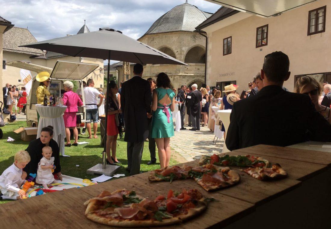 Hochzeitscatering Kärnten